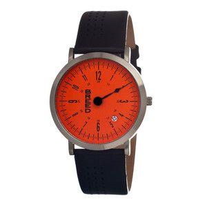 BREED watch's in orange