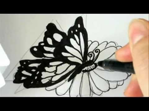 1000+ images about DRAWING FLOWERS on Pinterest | Drawing ...