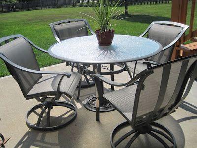 Hampton Bay Aluminum Patio Outdoor Furniture