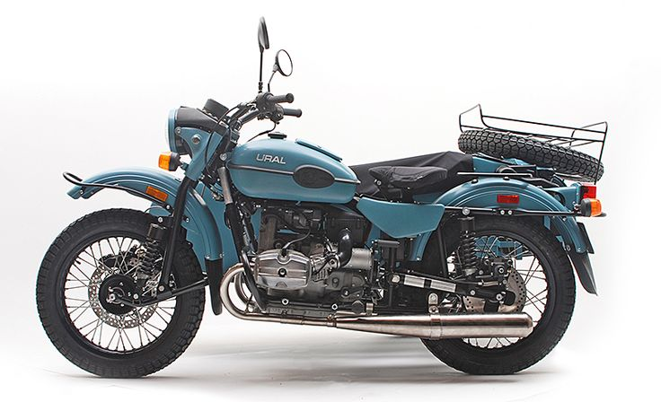 2014 Ural Motorcycles Lineup – First Look