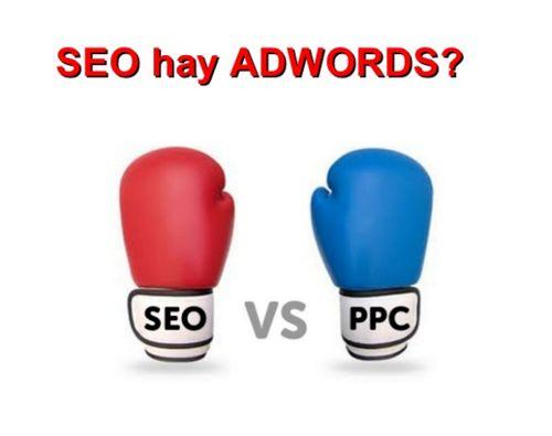 Nên chạy Adwords trước hay làm Seo trước ?