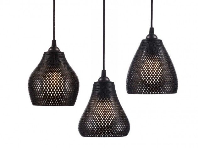 Studio MeraldiRubini have designed The Rumbles, a collection of 3 lamps that were created using 3D printers.