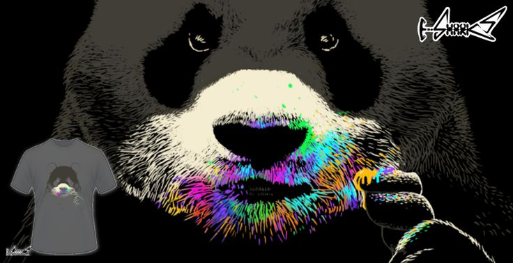 T-shirts - Design: Colorful Flavor - by: Anthony Aves