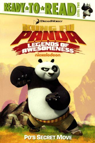 Po's Secret Move (Turtleback School & Library Binding Edition) (Kung Fu Panda: