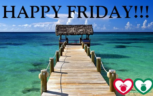 happy friday…friends..
