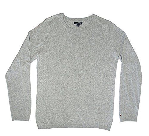 Special Offer: $11.55 amazon.com Description snow White 100% Cotton Knit Crew Neck Made in China Wash in Cold Water Dry flat in Shadegrey heather 100% Cotton
