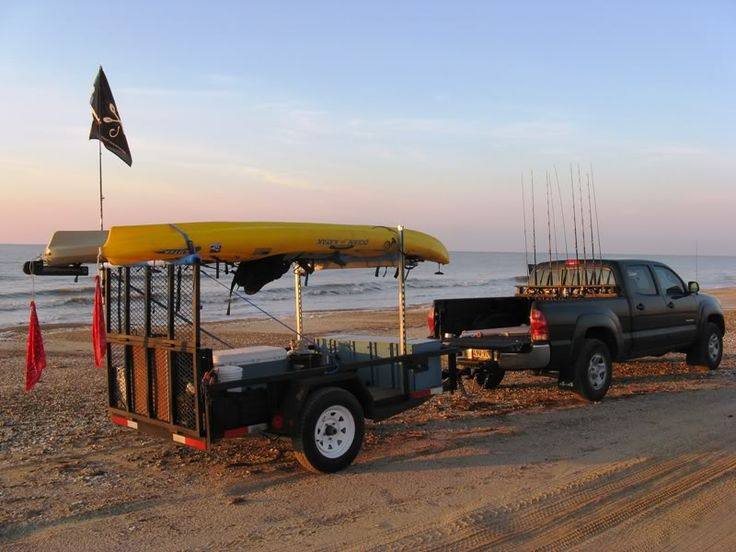 kayak trailer, diy