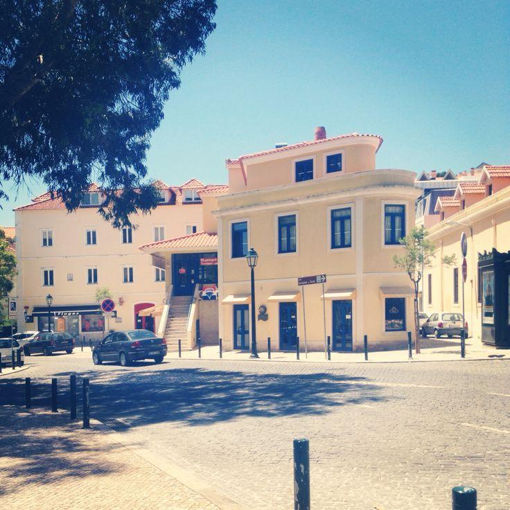 Estoril Portugal Summer Holiday
