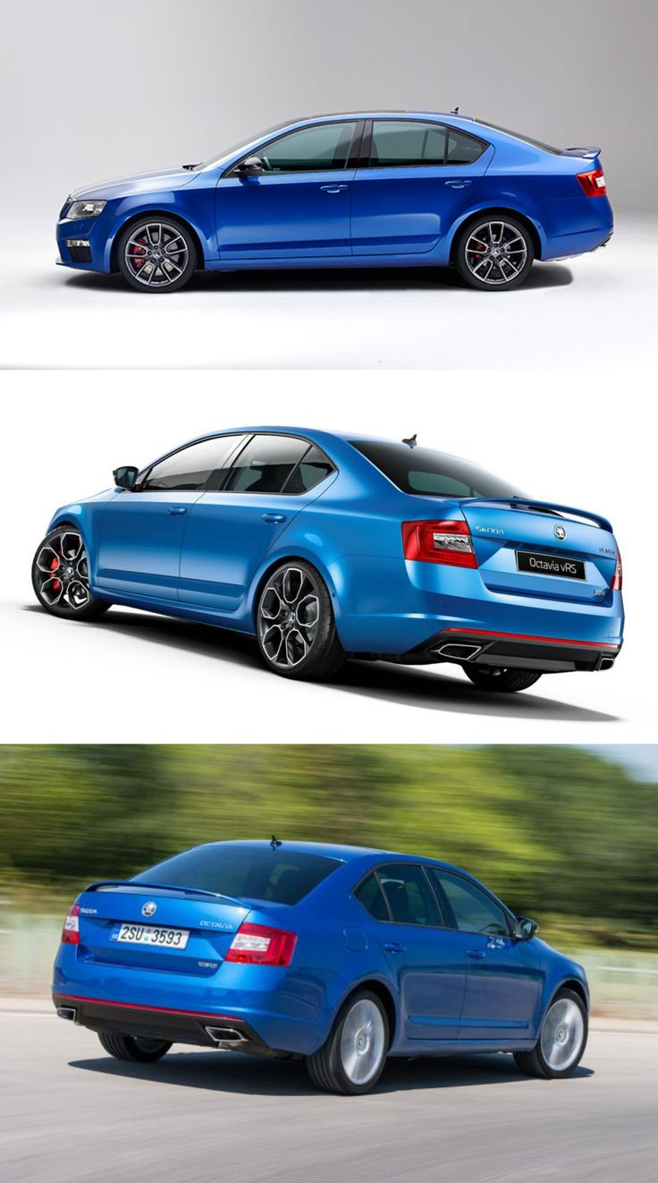 New generation #Skoda Octavia VRS Unlikely to be launched in #India