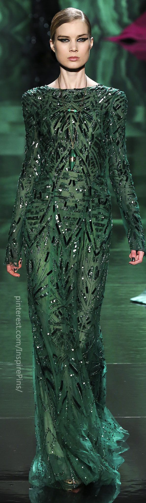 Fall 2013 Ready-to-Wear Monique Lhuillier