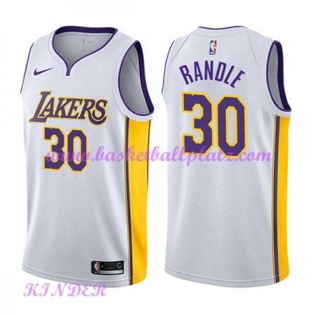 Los Angeles Lakers NBA Trikot Kinder 2018-19 Julius Randle 30  Association  Edition Basketball Trikots Swingman 384123203
