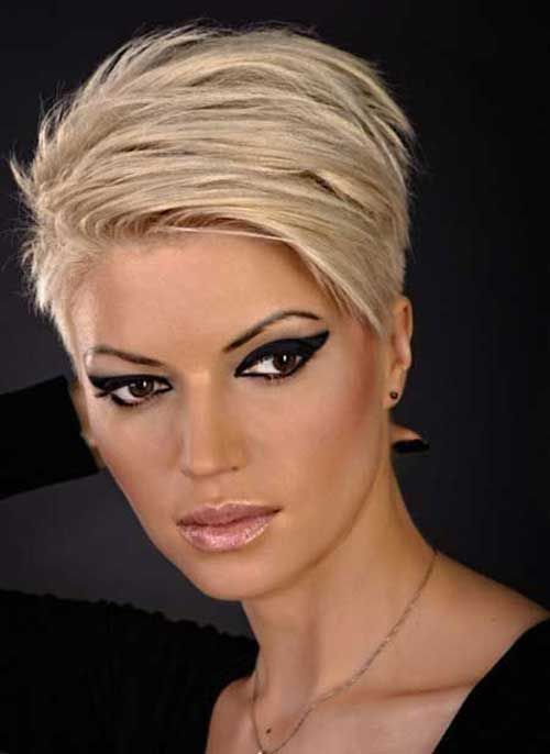 15 Funky Short Haircuts | http://www.short-hairstyles.co/15-funky-short-haircuts.html