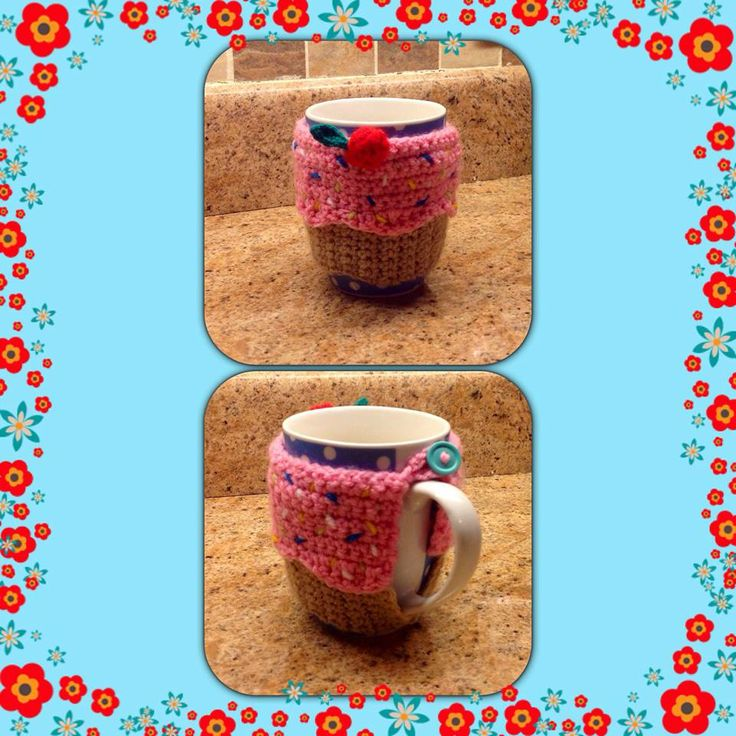 Cup Cake Cup  Cozy