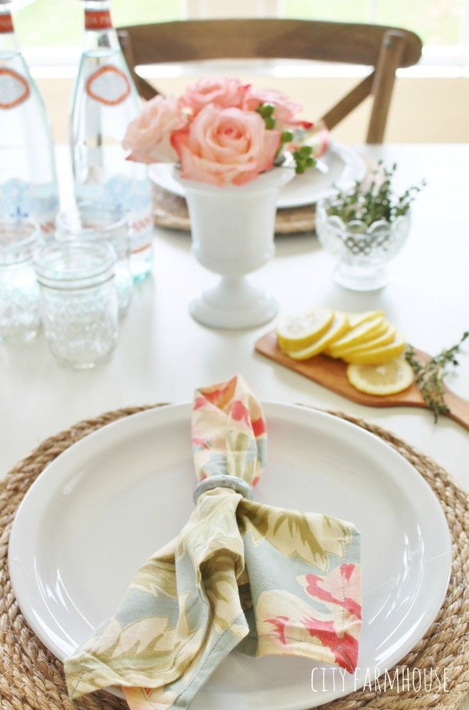 How to make round jute place mats…..