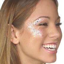 Pinterest Festival Face Paint | ... boho, glitter, makeup, metallic, face paint, beauty, holographic, eyes