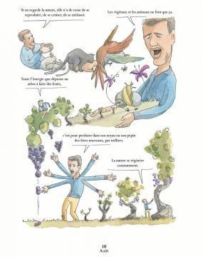 #vin #naturel en #BD :) Pur jus, une BD pour faire entendre raisin via   http://www.ouest-france.fr/culture/bande-dessinee/pur-jus-une-bd-pour-faire-entendre-raisin-4620119