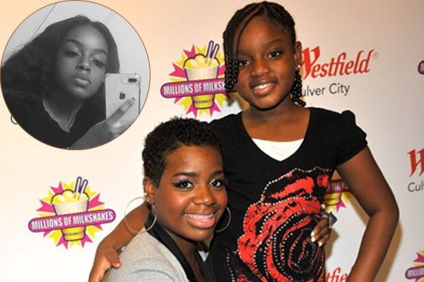 Zion Quari Is The Daughter Of Fantasia Barrino Born On 8th Of August 2001 With Her Ex Partner Brandel Sho Celebrity Babies Fantasia Barrino Celebrity Couples