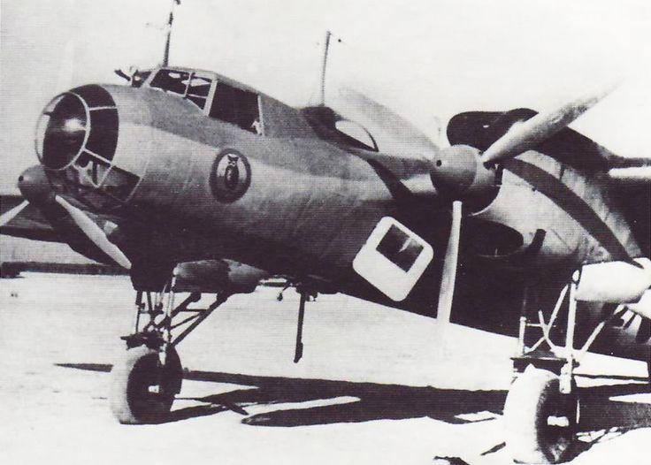 "Dornier Do 17. №:(27.15)""Legion Condor"". Spain."