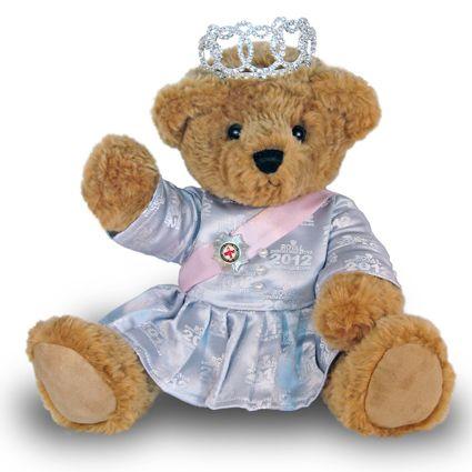 Image result for royal teddy bear