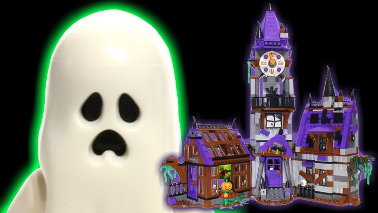 LEGO Toys for Kids | Spooky LEGO Scooby Doo Mystery Mansion 75904 stop motion build video: https://youtu.be/J6IPeVYq6yo
