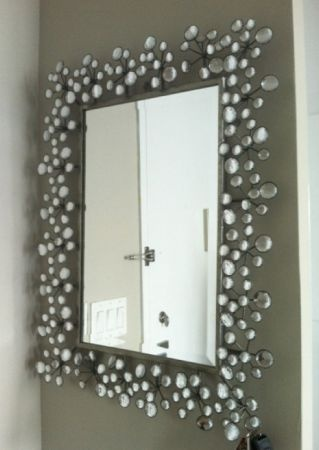 New York  Pier 1 Silver Sparkle starburst Mirror  45   http. 190 best Pier 1 Imports images on Pinterest   Christmas ornaments