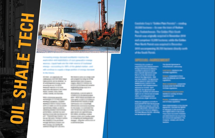 Canshale's 2011 Operations Review