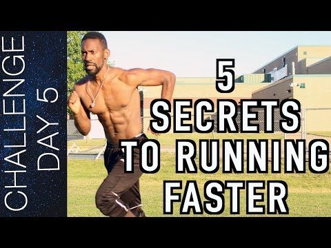 TOP 5 SECRETS TO RUNNING FASTER – HOW TO RUN FASTER ... 1