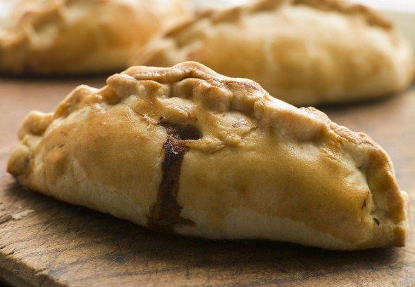 Baking/Leivonta: Empanadas/Empanadat eli etelä-amerikkalaiset piiraat