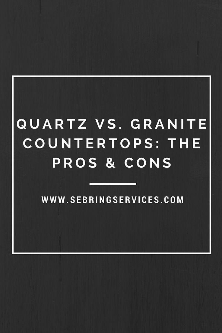 pros and cons of quartz vs granite countertops the complete rundown granite countertops the. Black Bedroom Furniture Sets. Home Design Ideas