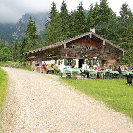 Familien-Wanderung zur Kirchsteinhütte