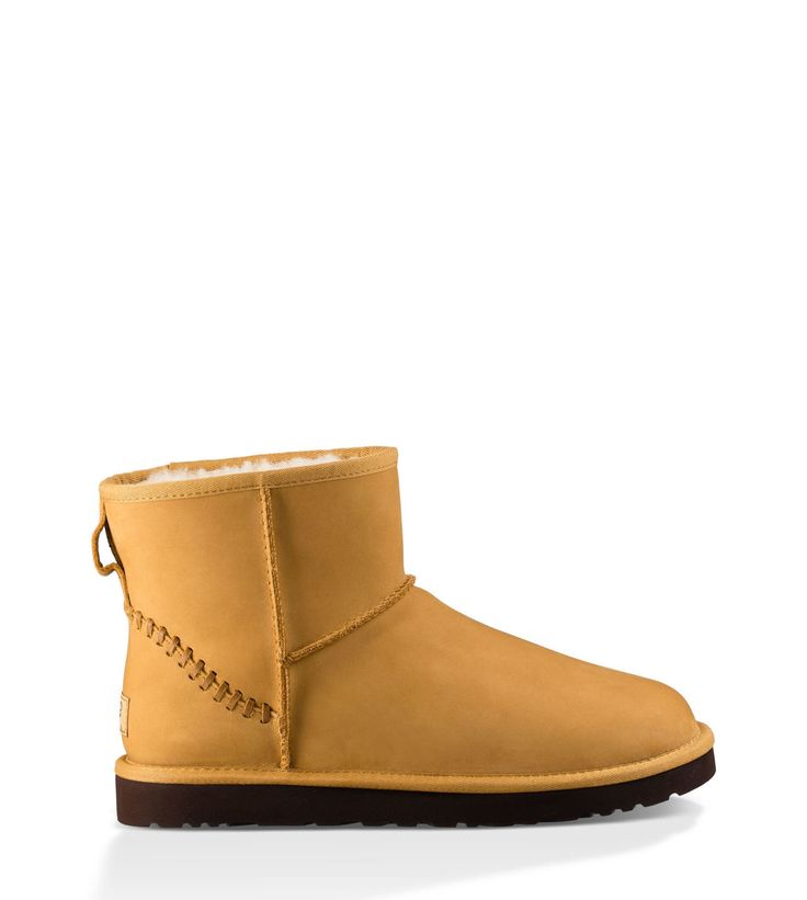 Shop our collection of men's waterproof boots including the Classic Mini Deco Wheat. Free Shipping & Free Returns on Authentic UGG® waterproof boots for men at UGG.com.