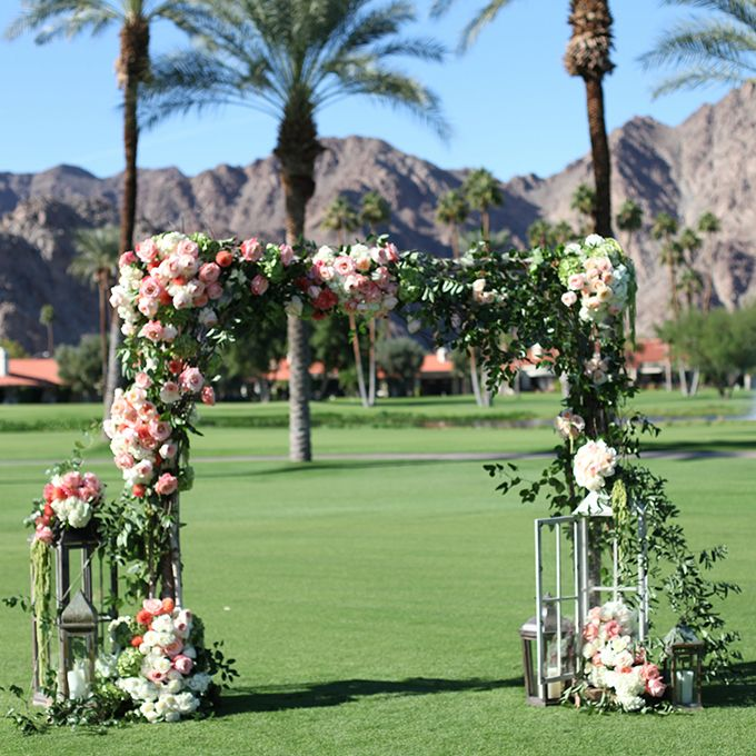 Altar Decorations For Wedding Ceremony: Best 25+ Outdoor Wedding Altars Ideas On Pinterest