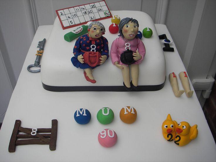 Bingo Cake Bingo Cake Cake And Birthday Cakes