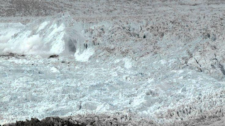 """CHASING ICE"" captures largest glacier calving ever filmed - OFFICIAL VIDEO"