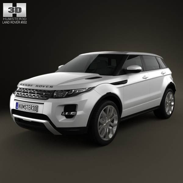 Land Rover 2012 Price