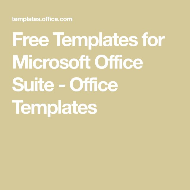 The 25+ best Microsoft office free ideas on Pinterest Free - microsoft office templates tickets