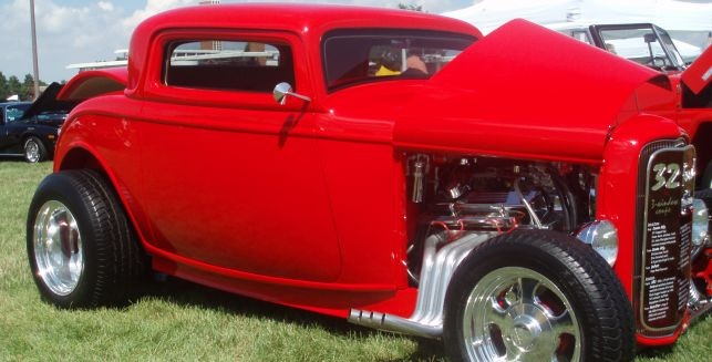 1932 ford 3 window coupe highboy downs body and frame for 1932 ford 3 window coupe chassis