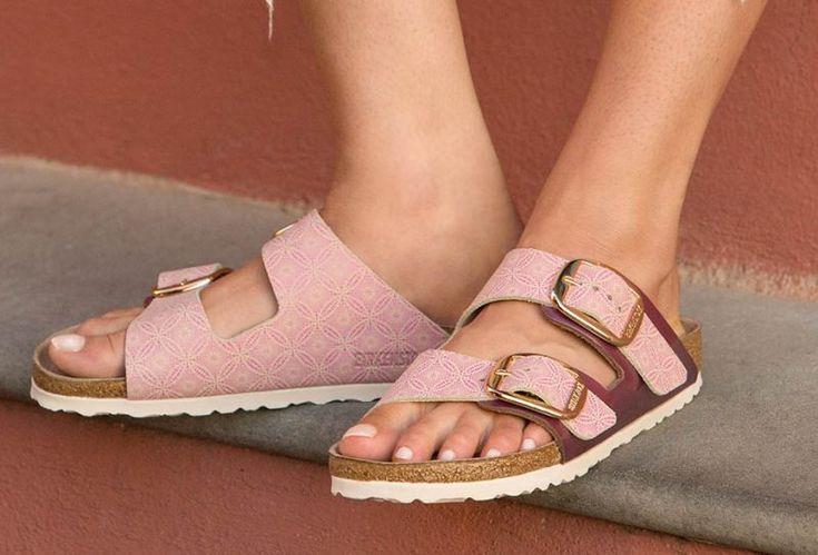 Oversized Chic: Birkenstock Launches Big Buckle Sandals