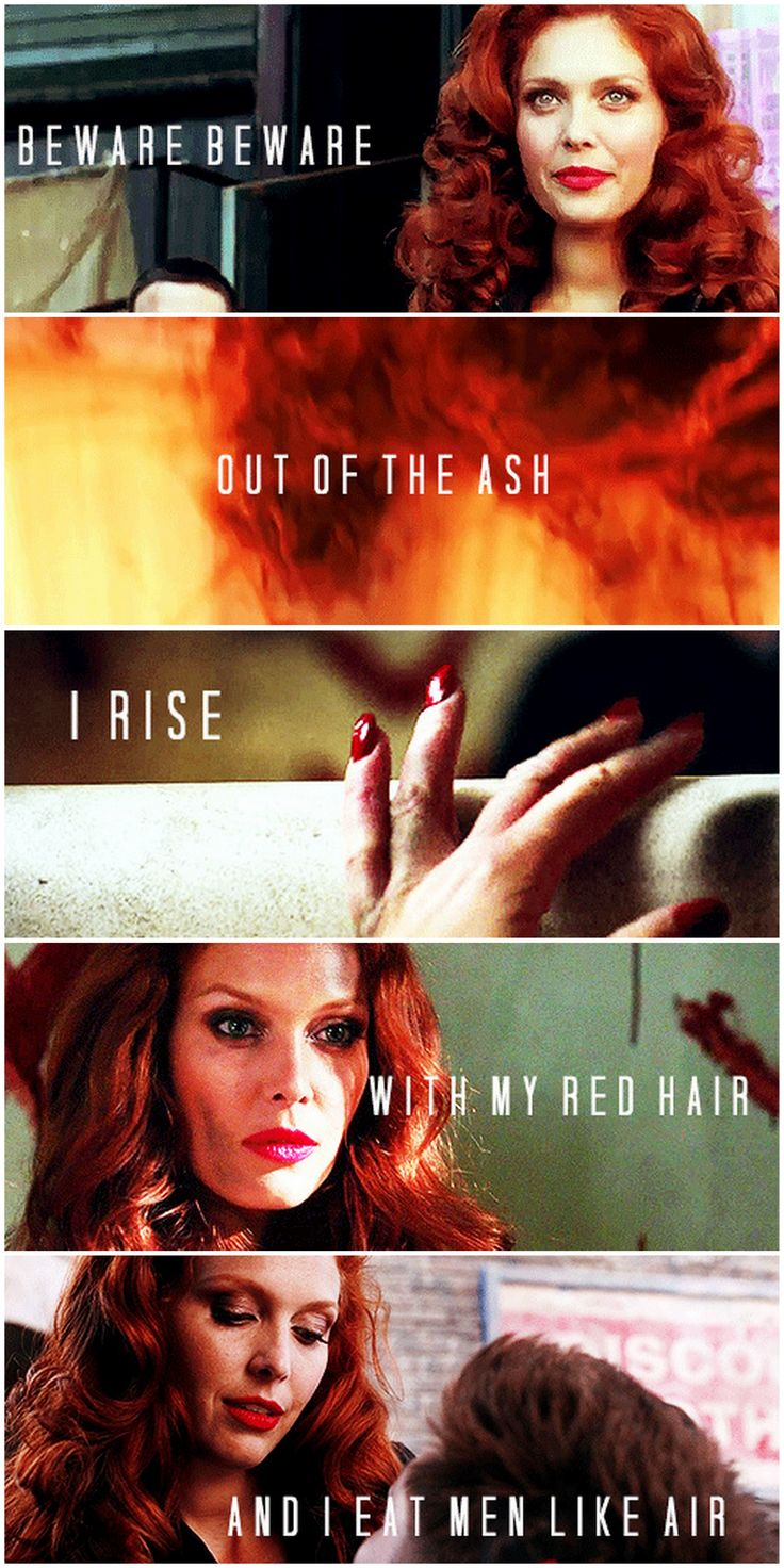 """[gifset] Abaddon. Supernatural & poetry, two of my favorite things. Especially Sylvia Plath """"Lady Lazarus"""""""