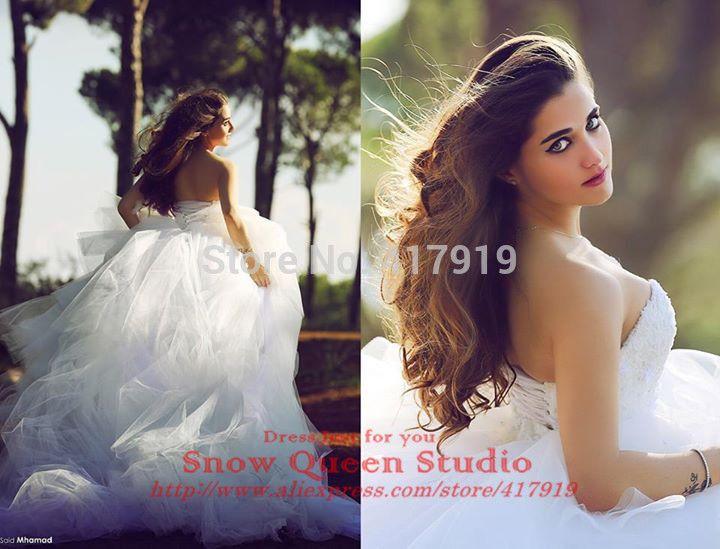 Бальные платья свадебное платье 2015 новое поступление милая-образным вырезом рукавов бальные платья кружевные аппликации vestido де casamento курто