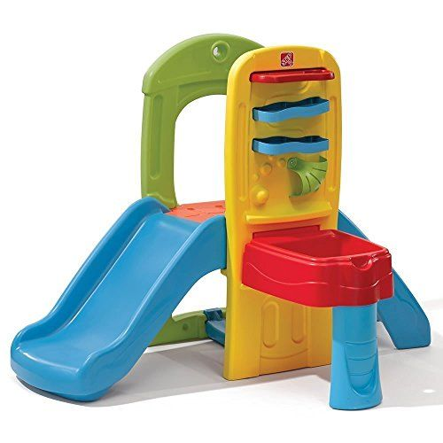 Kitchen Playsets For Toddlers Toddler Outdoor Playset Kids Climber Play Set Climbers Indoor Slide Infant Activity Toy Fun Baby Children Kid NEW