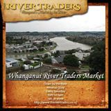 Whanganui River Traders Market Date: 29th of March Time: Start 8:30am and Finish 1pm Location: Downtown River Bank @ Moutoa Quay, Whanganui. Whanganui River Traders Market is great little market for those looking for a bargain. At the markets you can find all sorts of goods and services like food stalls, arts and crafts, fruit and vege's and lots lots more. So come on down and take part and support your local community :):):)