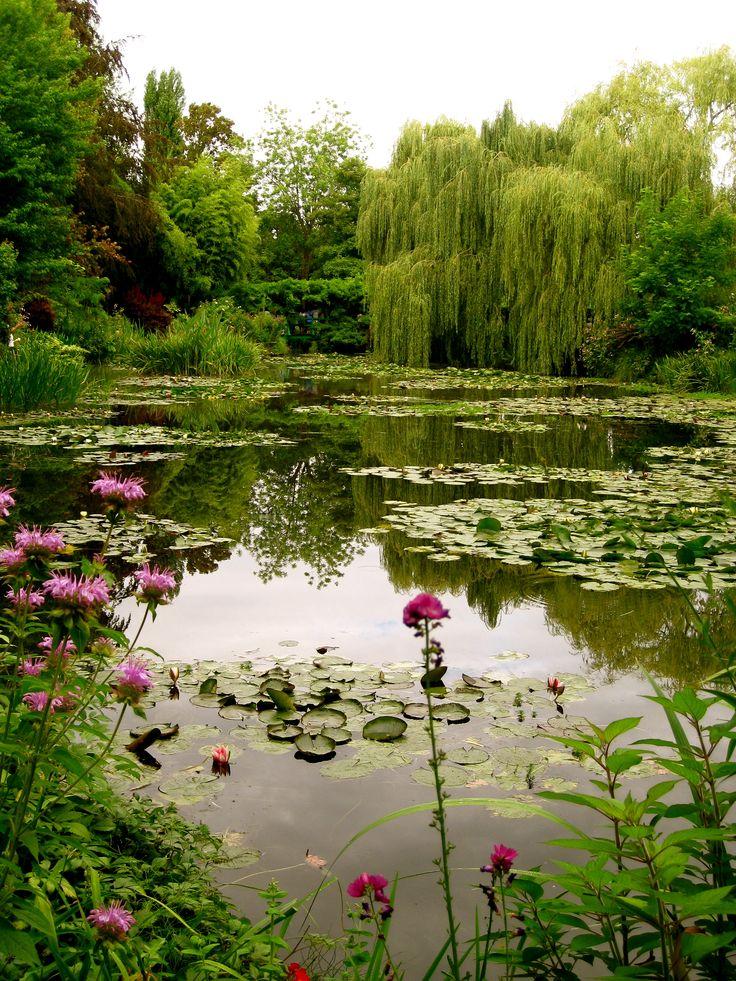 водоем в саду красивые картинки лучше всего