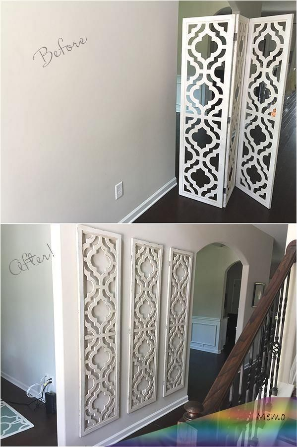 Do You Have A Big Blank Wall You Dona T Know How To Decorate Check Out 12 Affordable Large Wall Decor Ideas That In 2020 Large Wall Decor Big Blank Wall Home Decor