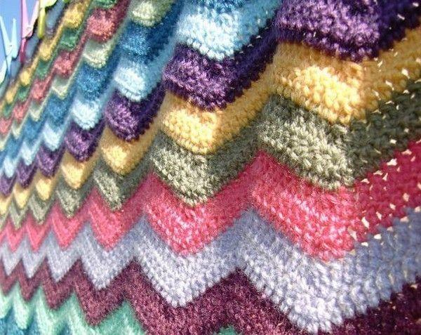 El Deco Hogar En Crochet - Pasión Crochet