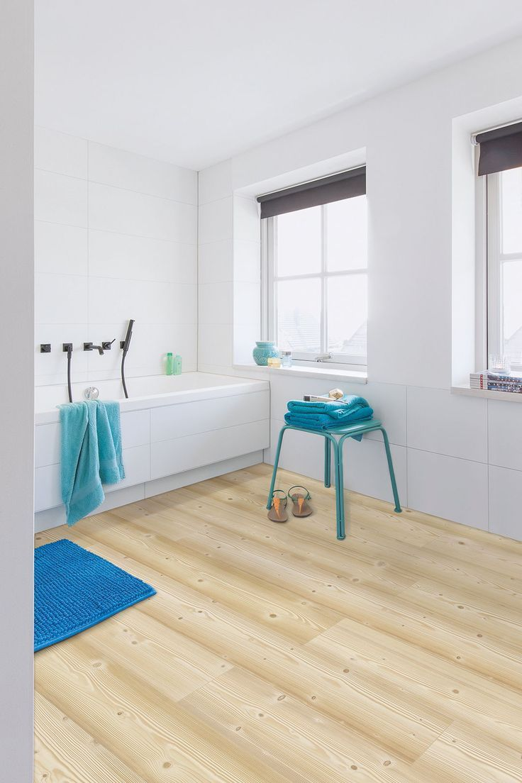 Choose The Perfect Bathroom Floor Quick Step Co Uk Bathroom Flooring Laminate Flooring Waterproof Laminate Flooring