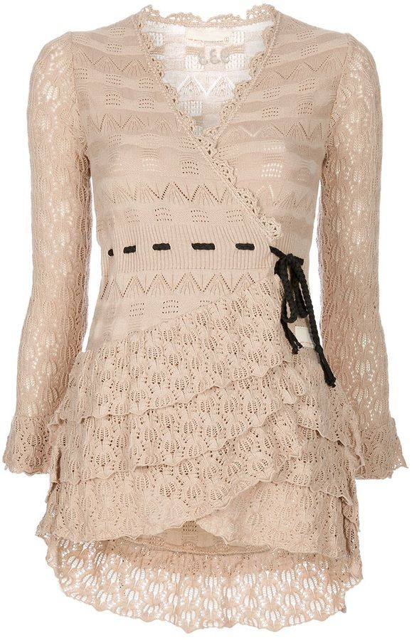 Oh my!! How beautiful! Would look perfect with leggings, or skinny jeans, and tall black boots :)  lace and shabby chic