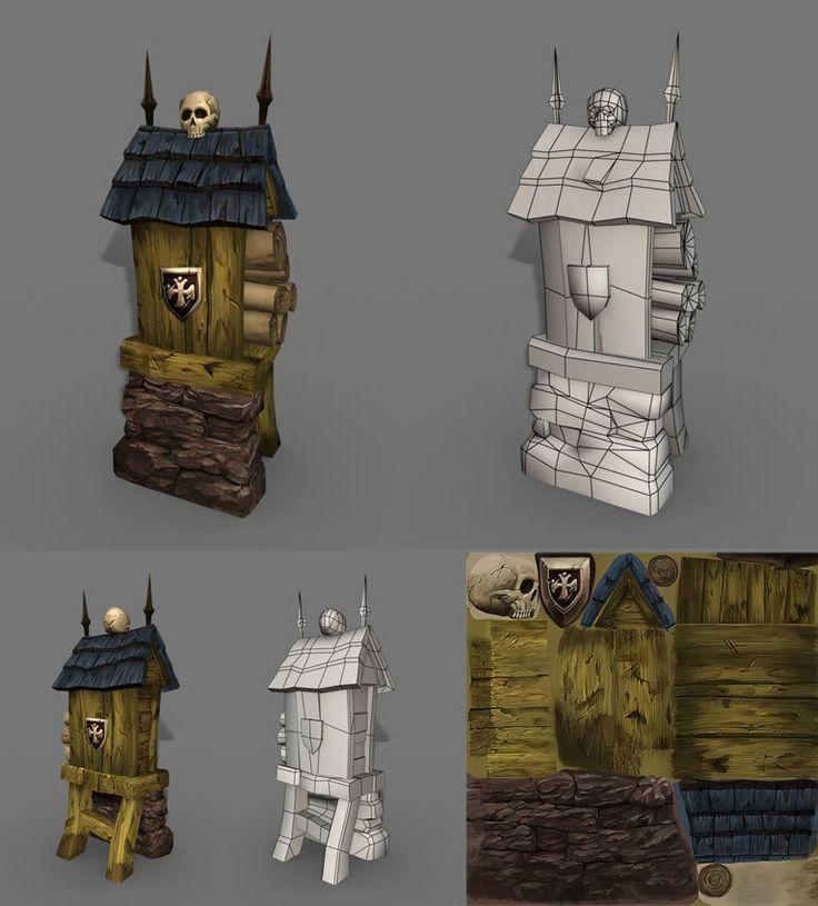 Game artist/illustrator seeking small projects