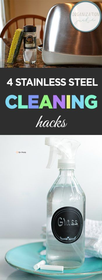 Stainless Steel, Stainless Steel Cleaning, Cleaning Hacks, Cleaning Tips and Tricks, How to Clean Stainless Steel, Cleaning 101, Quick Cleaning Tips, How to Clean Quickly.