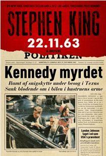 22.11.63 af Stephen King (Bog, indbundet) - Køb bogen hos SAXO.com